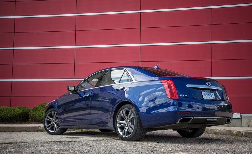 2015 Cadillac CTS Vsport - Slide 13