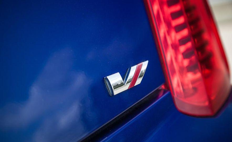 2015 Cadillac CTS Vsport - Slide 15