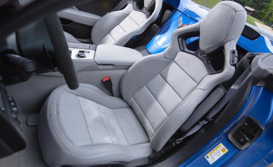 2015 Chevrolet Corvette Stingray convertible - Slide 14
