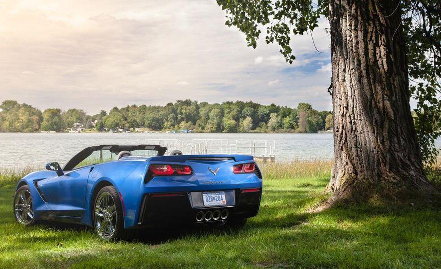 2015 Chevrolet Corvette Stingray convertible - Slide 3