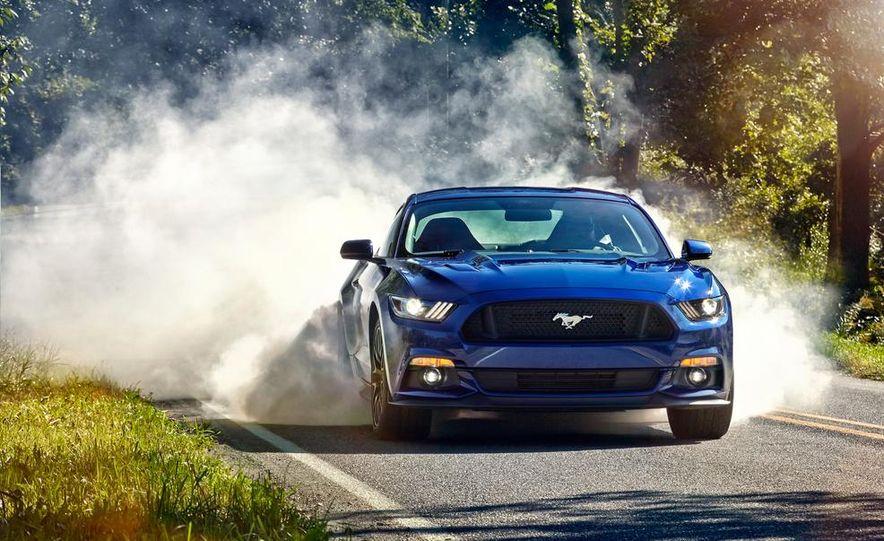 2015 Ford Mustang GT - Slide 1