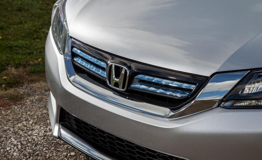 2015 Honda Accord Sport - Slide 8