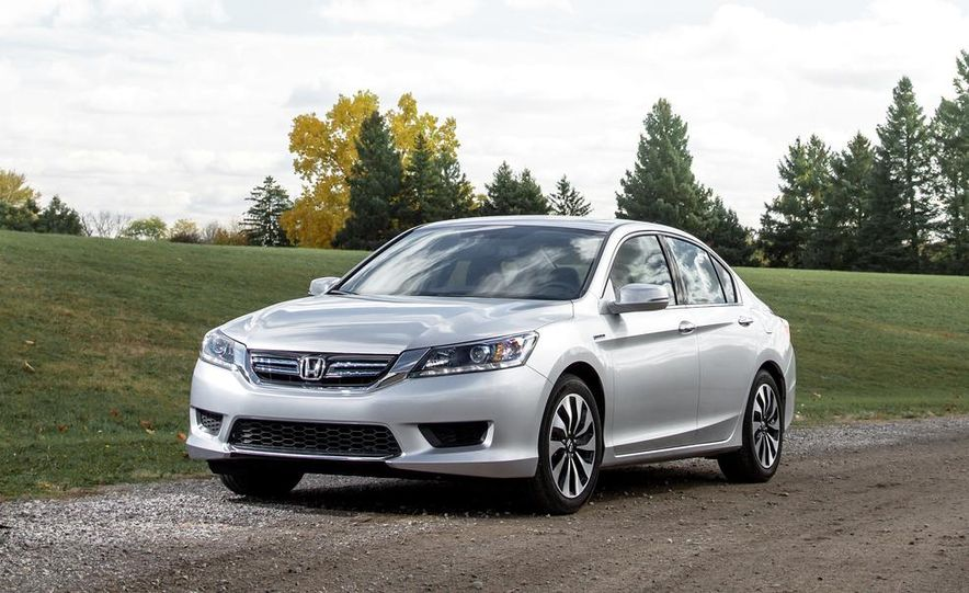 2015 Honda Accord Sport - Slide 5