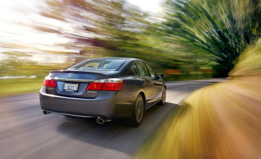 2015 Honda Accord Sport - Slide 1