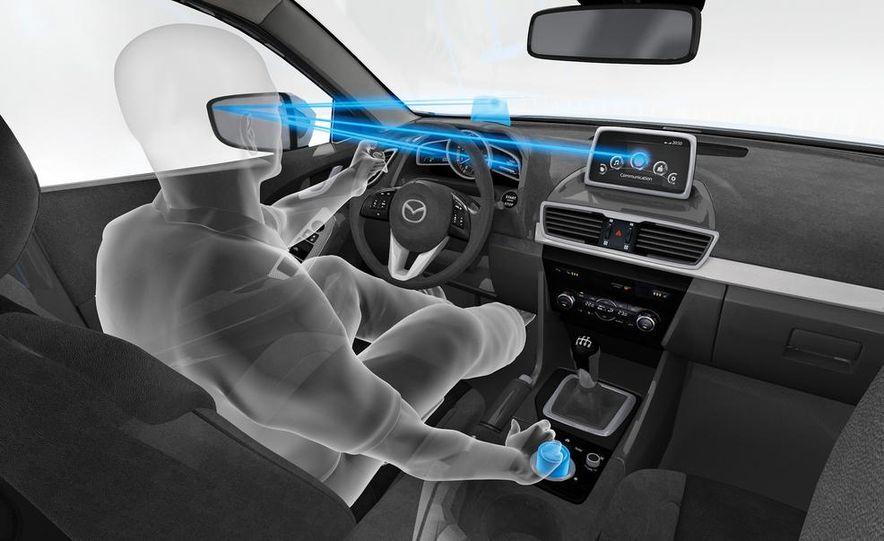 2015 Mazda 3 2.5L hatchback - Slide 43