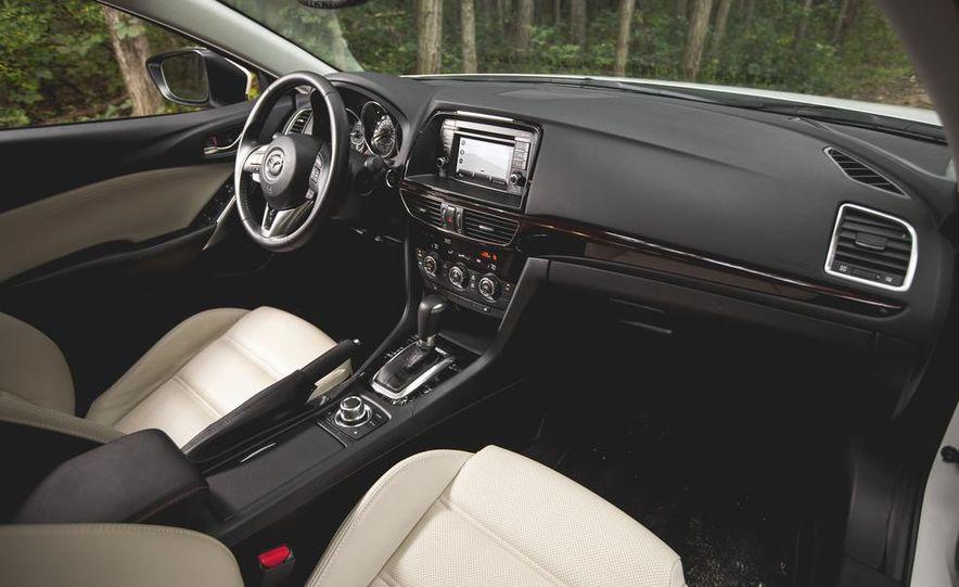 2015 Mazda 6 with i-eLOOP Energy Recuperation - Slide 15