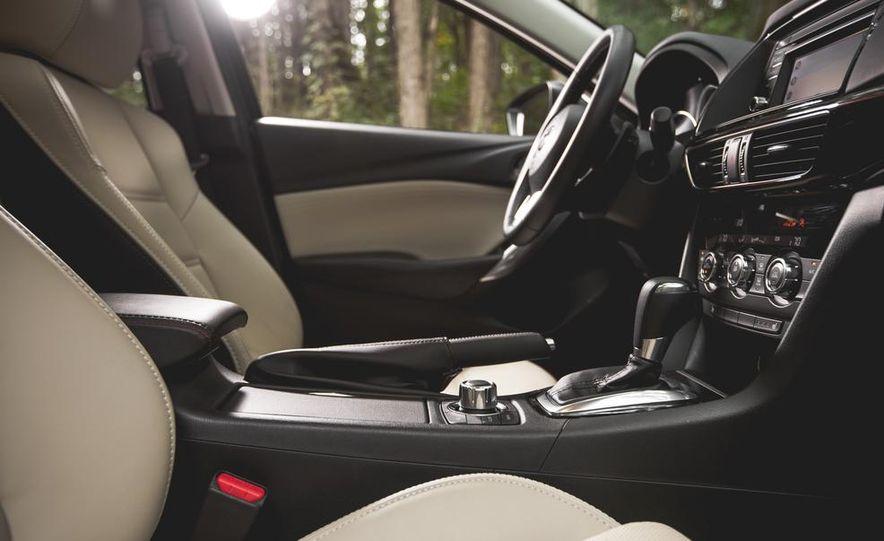 2015 Mazda 6 with i-eLOOP Energy Recuperation - Slide 16