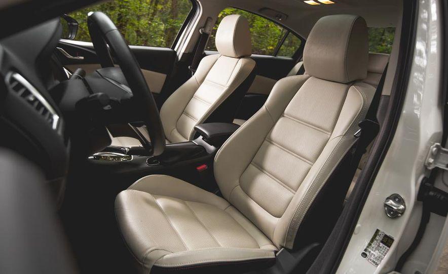 2015 Mazda 6 with i-eLOOP Energy Recuperation - Slide 17