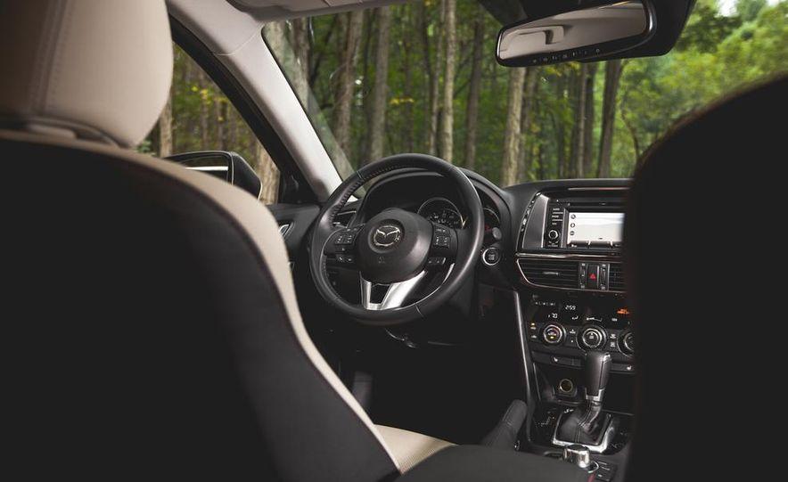 2015 Mazda 6 with i-eLOOP Energy Recuperation - Slide 21
