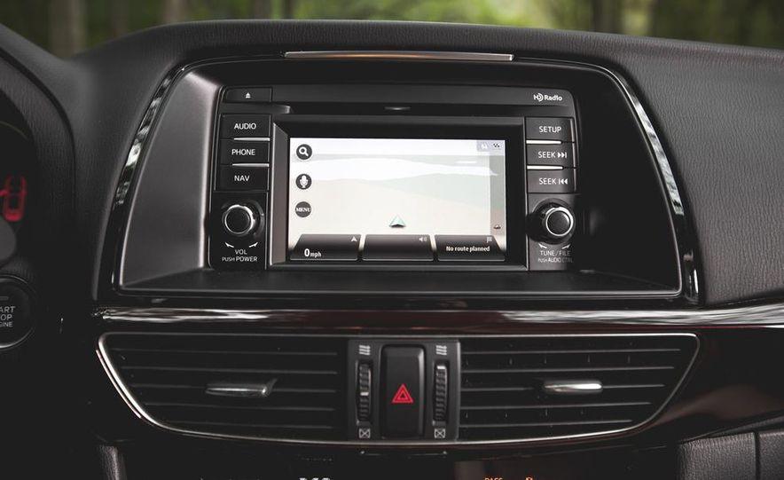 2015 Mazda 6 with i-eLOOP Energy Recuperation - Slide 23