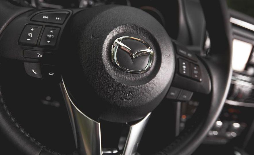 2015 Mazda 6 with i-eLOOP Energy Recuperation - Slide 25