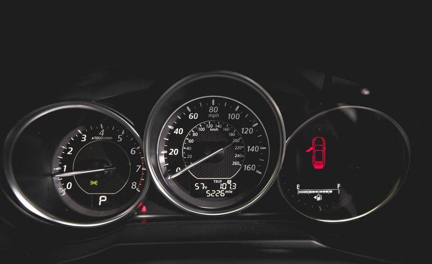 2015 Mazda 6 with i-eLOOP Energy Recuperation - Slide 27