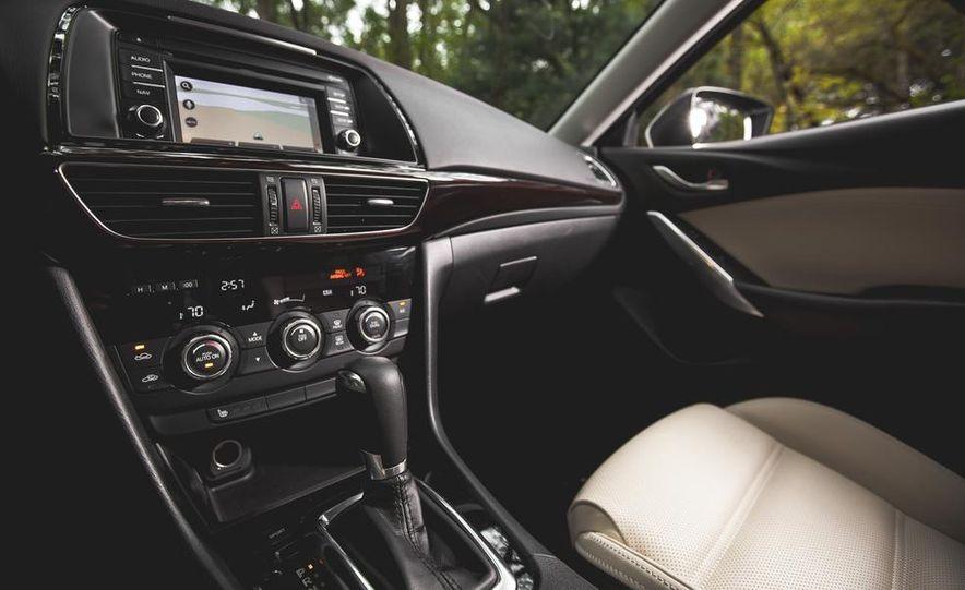 2015 Mazda 6 with i-eLOOP Energy Recuperation - Slide 28