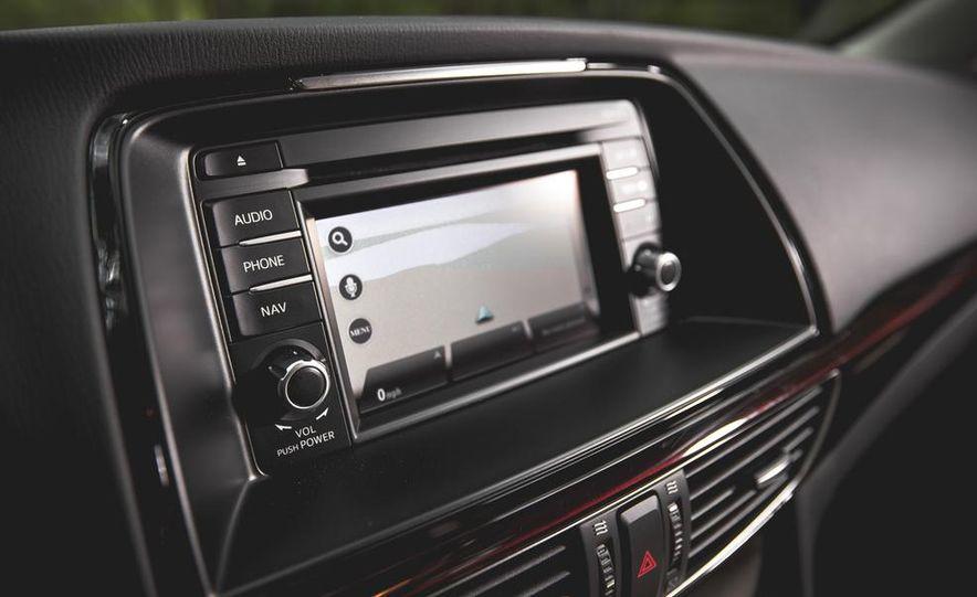 2015 Mazda 6 with i-eLOOP Energy Recuperation - Slide 29