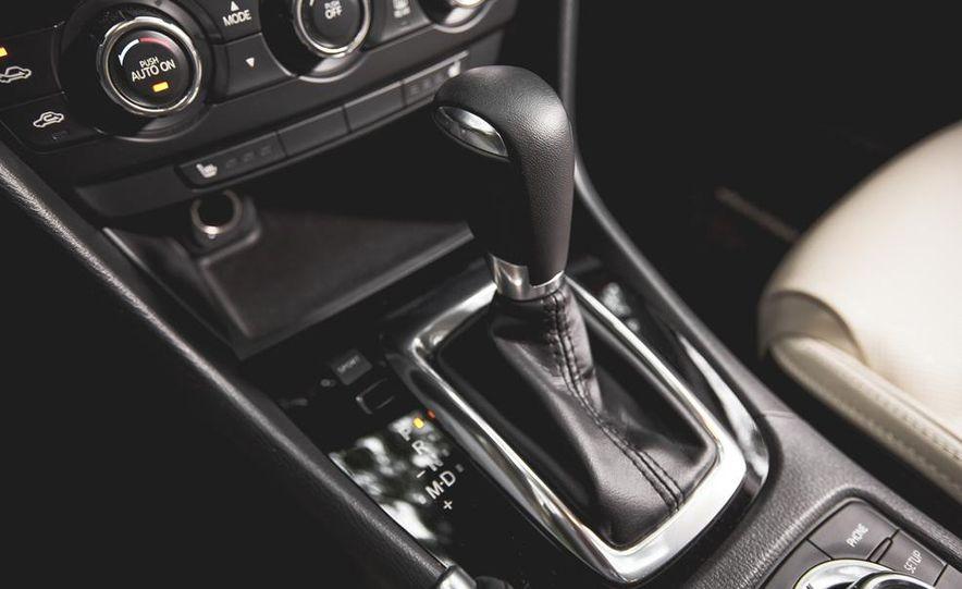 2015 Mazda 6 with i-eLOOP Energy Recuperation - Slide 31