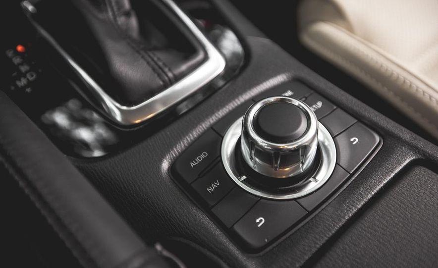 2015 Mazda 6 with i-eLOOP Energy Recuperation - Slide 32
