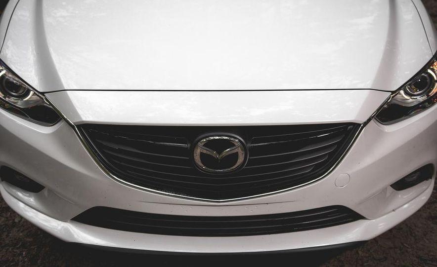 2015 Mazda 6 with i-eLOOP Energy Recuperation - Slide 4