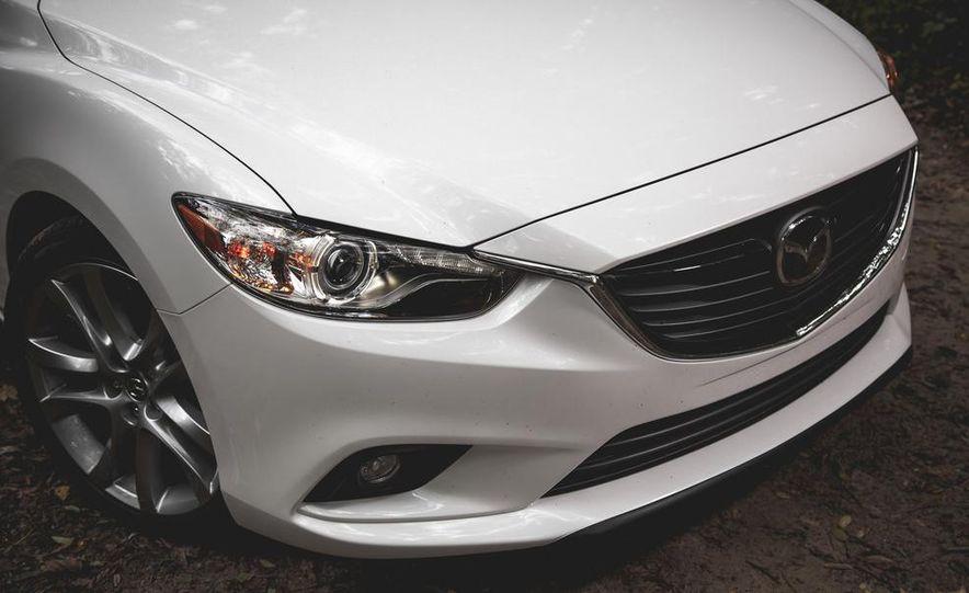 2015 Mazda 6 with i-eLOOP Energy Recuperation - Slide 5
