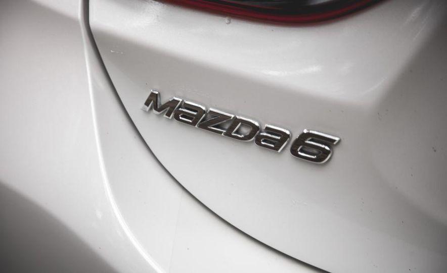2015 Mazda 6 with i-eLOOP Energy Recuperation - Slide 10