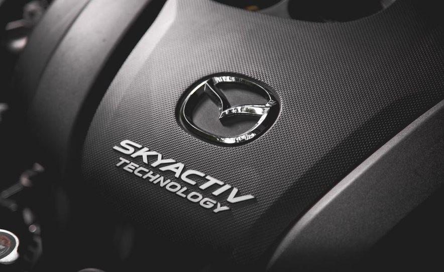 2015 Mazda 6 with i-eLOOP Energy Recuperation - Slide 35