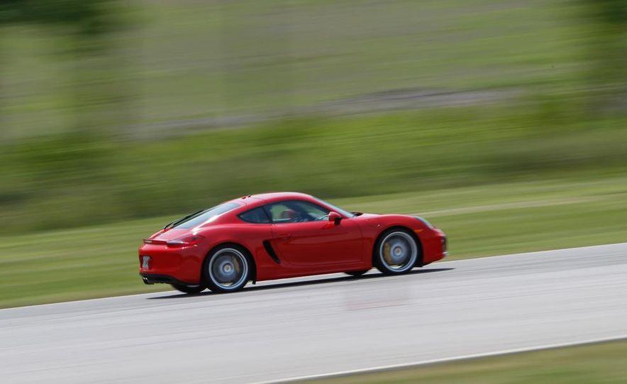2014 Porsche Cayman S - Slide 3