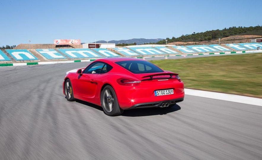 2014 Porsche Cayman S - Slide 9
