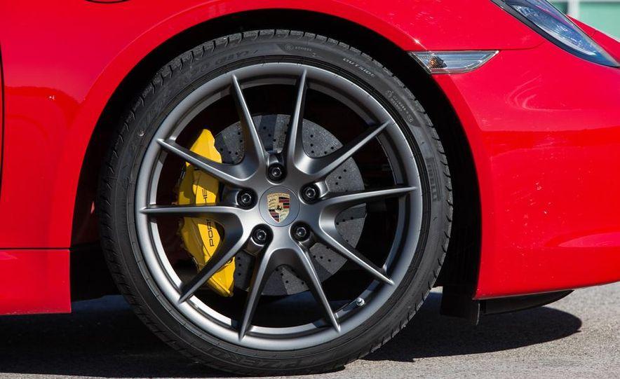 2014 Porsche Cayman S - Slide 22