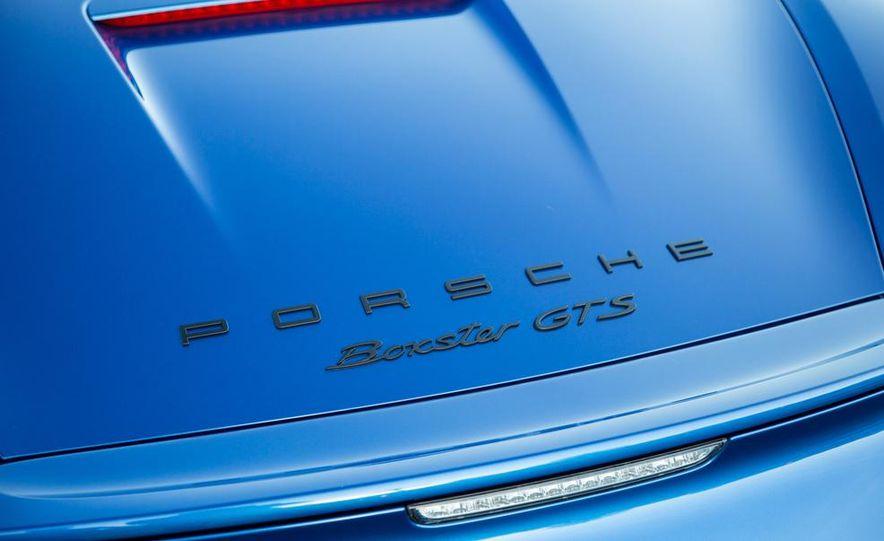 2014 Porsche Cayman S - Slide 50