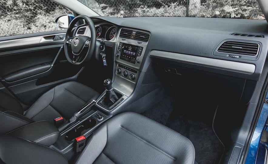 2015 Volkswagen GTI - Slide 36