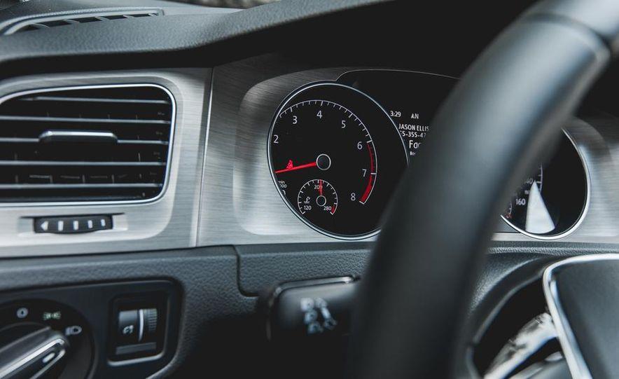 2015 Volkswagen GTI - Slide 45
