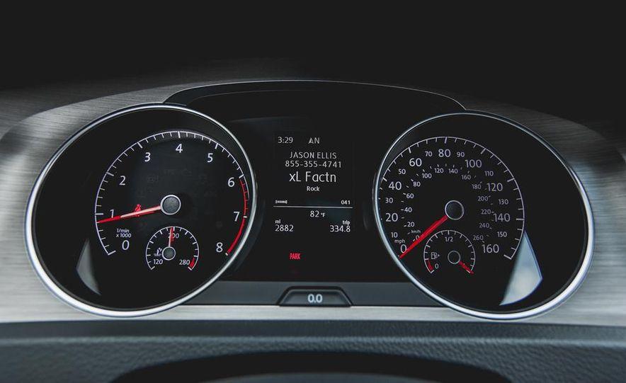 2015 Volkswagen GTI - Slide 47