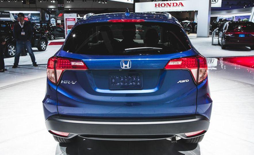 2016 Honda HR-V - Slide 5