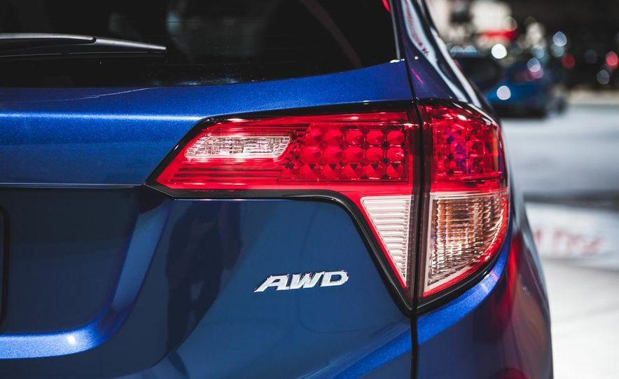 2016 Honda HR-V - Slide 11