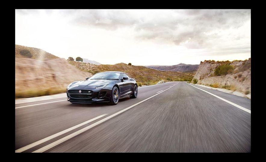 2016 Jaguar F-type R coupe AWD - Slide 17