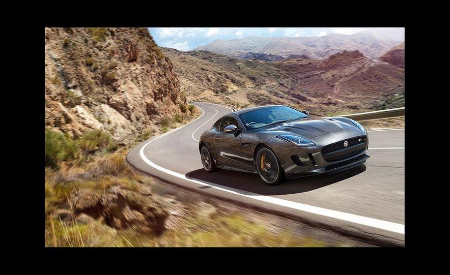 2016 Jaguar F-type R coupe AWD - Slide 18