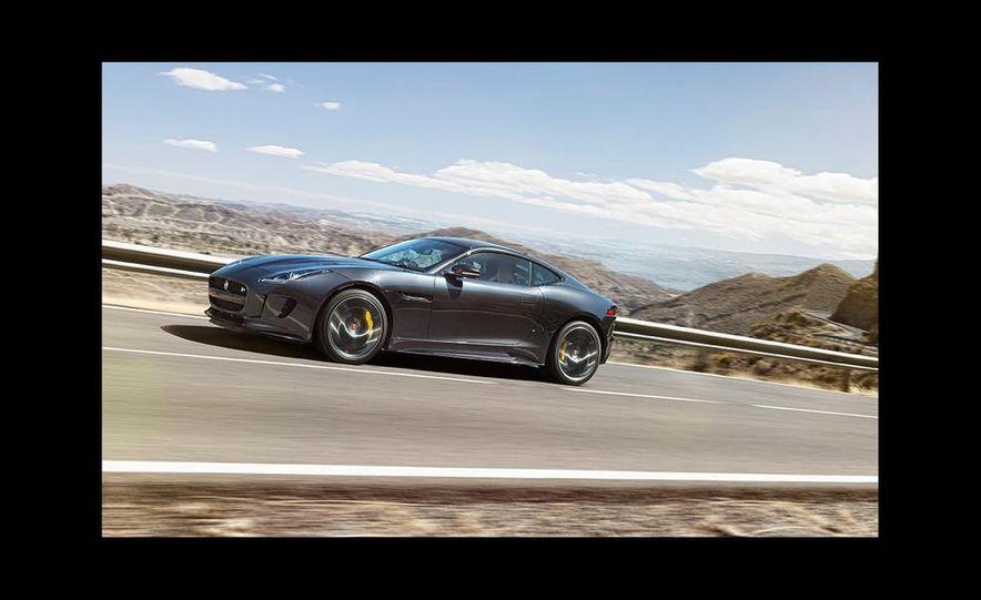 2016 Jaguar F-type R coupe AWD - Slide 19