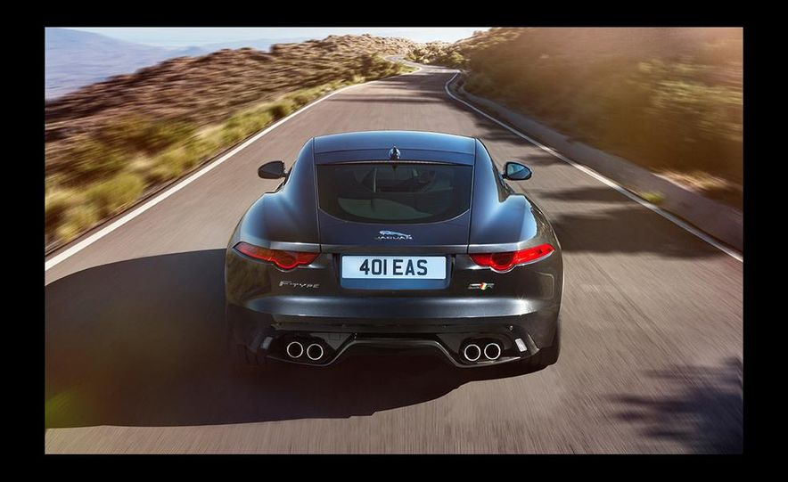 2016 Jaguar F-type R coupe AWD - Slide 21