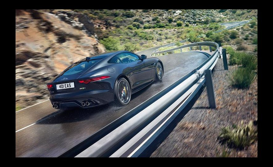 2016 Jaguar F-type R coupe AWD - Slide 22