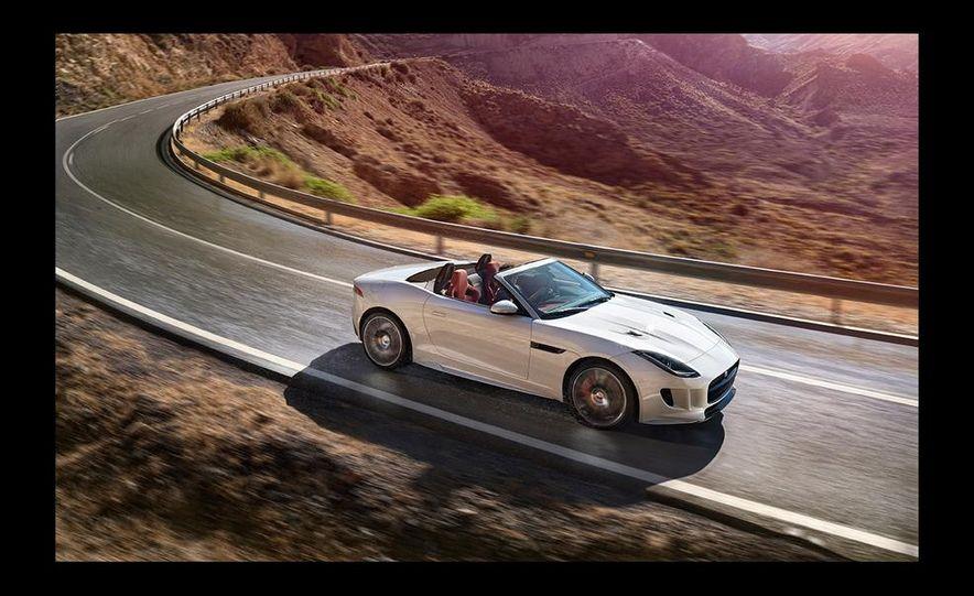 2016 Jaguar F-type R coupe AWD - Slide 25