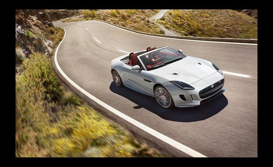2016 Jaguar F-type R coupe AWD - Slide 26
