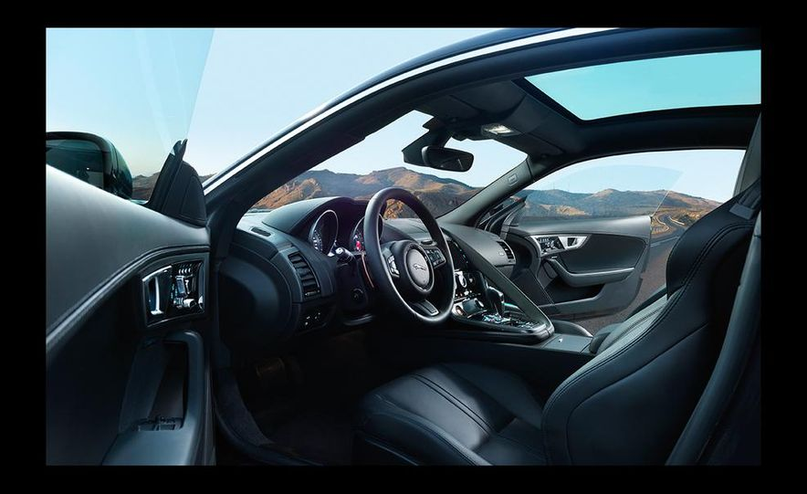 2016 Jaguar F-type R coupe AWD - Slide 54