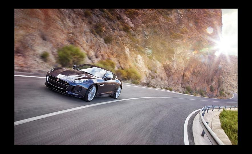2016 Jaguar F-type R coupe AWD - Slide 40