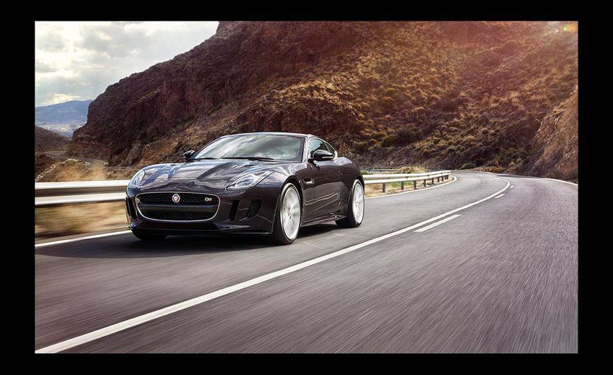 2016 Jaguar F-type R coupe AWD - Slide 41