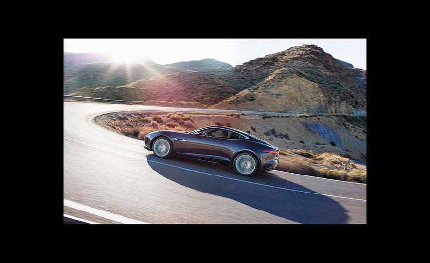 2016 Jaguar F-type R coupe AWD - Slide 42