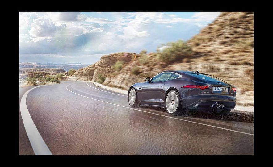 2016 Jaguar F-type R coupe AWD - Slide 43