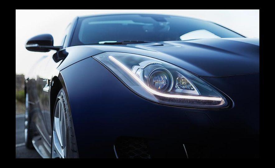 2016 Jaguar F-type R coupe AWD - Slide 46