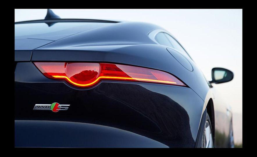 2016 Jaguar F-type R coupe AWD - Slide 50