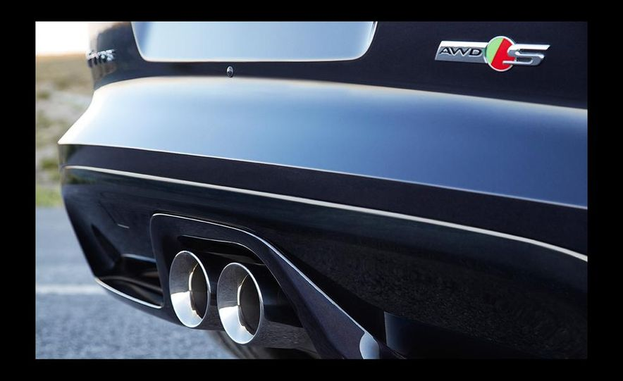 2016 Jaguar F-type R coupe AWD - Slide 51