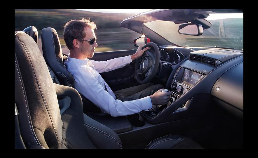 2016 Jaguar F-type R coupe AWD - Slide 59