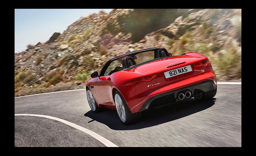2016 Jaguar F-type R coupe AWD - Slide 58